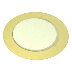 35mm dia Piezo Ceramic Buzzer from  Wealthland (Audio) Limited