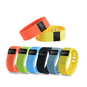 China Shenzhen Cheap Bluetooth 4.0 Sports Tracker Smart Bracelet for Promotional Gift