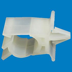 Plastic adhesive wire mounting clips from  Ganzhou Heying Universal Parts Co.,Ltd