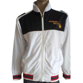 Sports jackets from  Qingdao Classic Landy Garments Co. Ltd