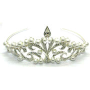 Tiara from  Ningbo Fashion Accessories Factory