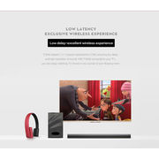 China Custom Mono Bluetooth Stereo Headphone for Sport