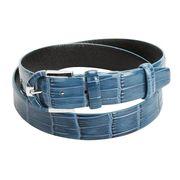 Luxury Genuine Leather Navy Belt from  Chanch Accessories International Co. Ltd