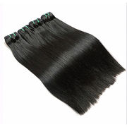 1B Synthetic Black Straight Hair Bundle
