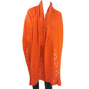 100% cashmere meshed shawl from  Inner Mongolia Shandan Cashmere Products Co.Ltd