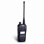Professional Handheld Radio with Bluetooth Function with 2,100mAh Li-poly Battery