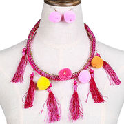 Ethic Tassel Jewelry Sets from  Chanch Accessories International Co. Ltd