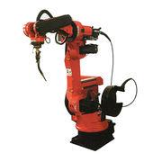 6 axis welding robot from  Zibo Hans International Co. Ltd