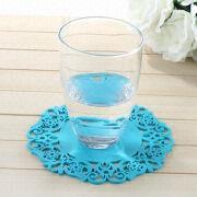 Silicone coasters from  Iris Fashion Accessories Co.Ltd