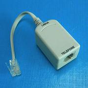 POTS CPE SPLITTER from  Dongguan Fuxin Electronics Co Ltd