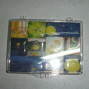 Epoxy Refrigerator Magnet from  Jyun Magnetism Group Limited