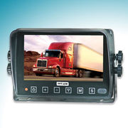 China 7-inch Car Night Vision Camera System with Digital Touch Buttons, Monitor and Side View Camera