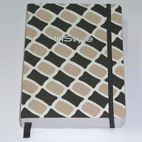 Premium Checkered Notebook from  Kinlux Industrial Corporation