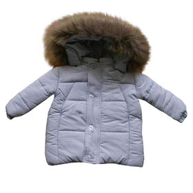 Kids' padded jackets from  Qingdao Classic Landy Garments Co. Ltd
