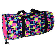 Multiple Colored Wave Point Travel Bag from  SHANGHAI PROMO COMPANY LIMITED