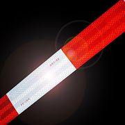 China DOT-C2 Conspicuous Reflective Tape for Auto Car/Truck