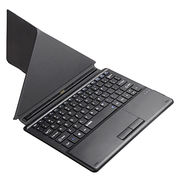 Leather case keyboard for Samsung tab from  Shenzhen DZH Industrial Co. Ltd