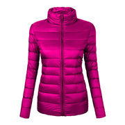 Women down jacket from  Fuzhou H&f Garment Co.,LTD