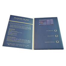 Video Brochure Greeting Card from  TOPS TECHNOLOGY STOCK CO.,LTD
