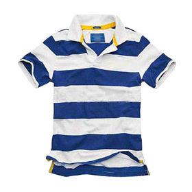 Women's polo shirts from  Qingdao Classic Landy Garments Co. Ltd