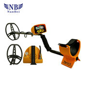 China Gold detector with digital display underground metal detector