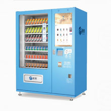Drink/Food/Toy combo vending machine from  Zhejiang Sopop Industrial Co., Ltd