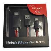 Mobile Phone Cable Adapter for Samsung Galaxy S4 from  Anyfine Indus Limited