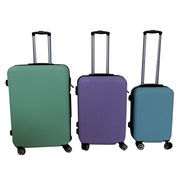 "20/24/28"" 3-piece ABS luggage set from  Shanghai Alliance Glory International Co. Ltd"
