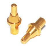 Gold-plated charger contact spring loaded pin from  Cfe Corporation Co.,Ltd