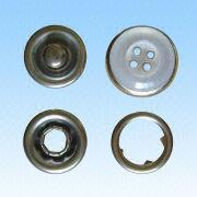 Metal Snap Buttons from  HLC Metal Parts Ltd