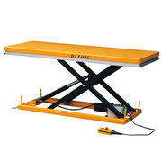 Larger Lift Table from  Wuxi Dalong Electric Machinery Co. Ltd