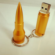 China Aluminum Bullet USB Box Mods/Customized are Accepted CNC Lathe Parts