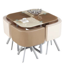 Dining table and chair from  Langfang Peiyao Trading Co.,Ltd