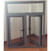 China Aluminum window with high-end material