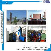 China Water Pump Bearing Deep Groove Ball Bearing