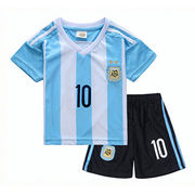 Kid's Football suit from  Quanzhou Creational Accessories Co. Limited