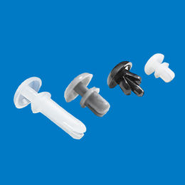 Plastic rivets from  Ganzhou Heying Universal Parts Co.,Ltd