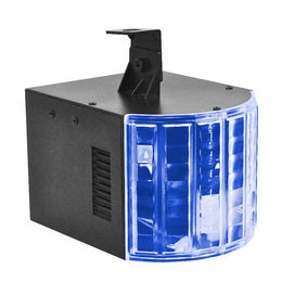 VS-58B Plastic Mini LED Derby Effect Stage Light from  Guangzhou Xinyu Stage Lighting Installation Factory