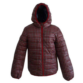 Boy's padded jacket from  Qingdao Classic Landy Garments Co. Ltd