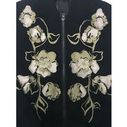 China Women's casual embroidered jackets