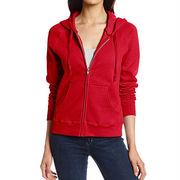 Women full zip clothing from  Fuzhou H&f Garment Co.,LTD