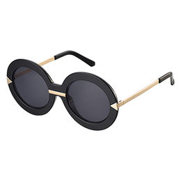 Fake wood sunglass from  Ningbo Fashion Accessories Factory