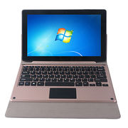 11.6'' ultra-slim Bluetooth keyboard leather case from  Shenzhen DZH Industrial Co. Ltd