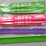 Promotional slap bracelets from  Iris Fashion Accessories Co.Ltd