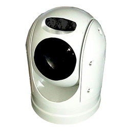 Outdoor 4G wireless network Thermal PTZ Camera