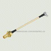 RF Coaxial Extension Cable from  EnterTec Technology Inc.
