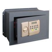 Electronic Wall Safes from  Jiangsu Shuaima Security Technology Co.,Ltd