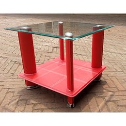 Tempered-glass Sofa Table from  Langfang Peiyao Trading Co.,Ltd