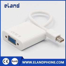 Mini DisplayPort to VGA Cable from  Elandphone Electronic Co. Ltd