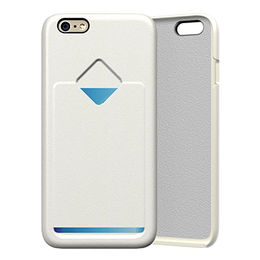 Card Slot PU Leather Case for iPhone 7 from  Shenzhen SoonLeader Electronics Co Ltd